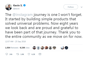 3 lessons from Starbucks' and Instagram's leadership changes and departures