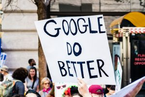 Google slammed for axing pro-union workers, McDonald's to pay $26M in labor-law settlement, and key lessons from HIMSS' rebranding