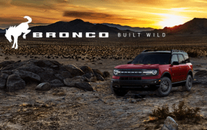 Branding lessons from the relaunch of the Ford Bronco