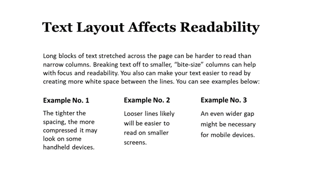 Text-Layout.