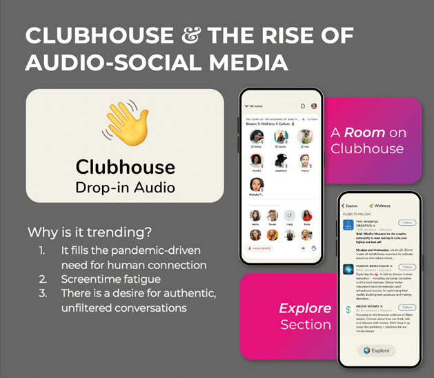 5 answers to top questions about Clubhouse