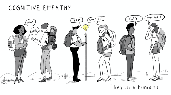 3 levels of empathy that are essential for electric storytelling