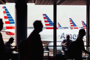 Labor shortage excuse rankles American Airlines customers, mask anxiety falls, and the SEC to monitor climate impact