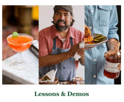 Lessons-Demos