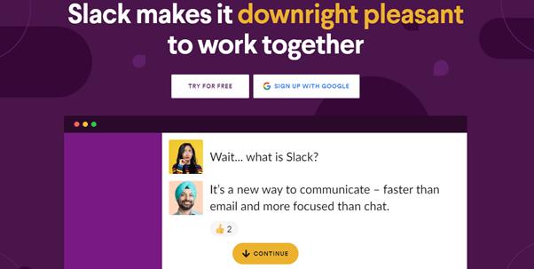 Slack-Networking